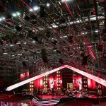 The Voice of Germany, Stage, Medientechnik